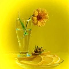 Цвет настроения - жёлтый