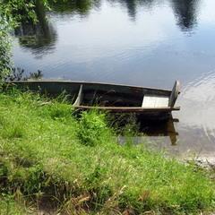 Забытая лодка