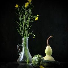 Про жёлтые цветочки