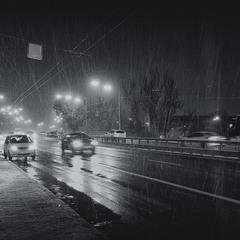 листопадовий снігопад