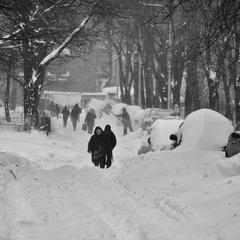 Киев в марте.Моя суббота.