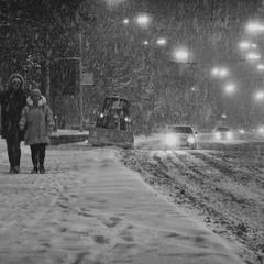 про снежную зиму