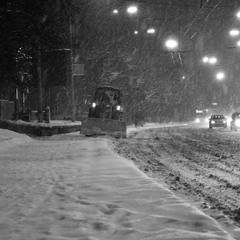 Оглядываясь...Снежная столица