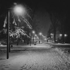 ...вспоминая зиму...