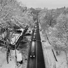 Київ зимовий