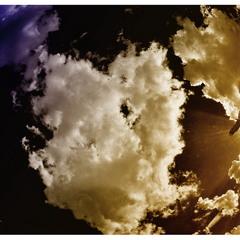 Обнимая облака
