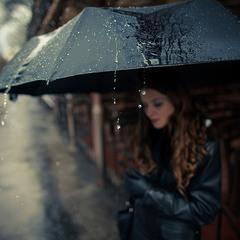 Львовский дождь
