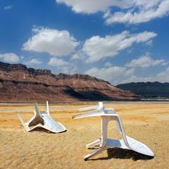 ландшафт Мертвого моря