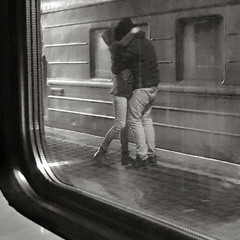 Пять минут до поезда