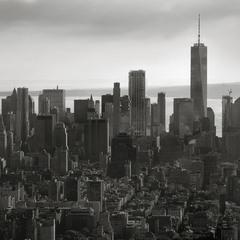 пасмурно над NY