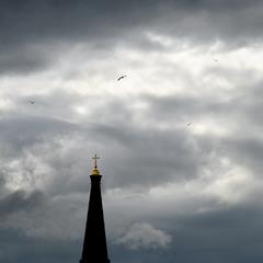 Небо над собором