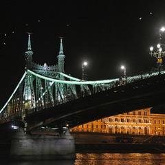 мост Свободы. Будапешт