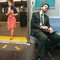 Где то в метро