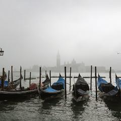 туман в городе влюбленных