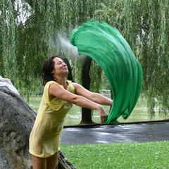 зеленая волна
