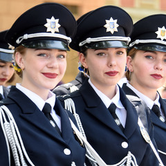 Будущие стражи закона