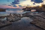 Mediterranian Blue Hour II