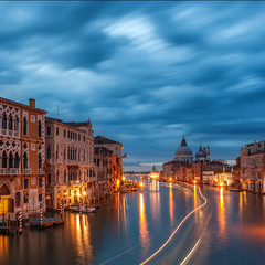 Motion of Venice
