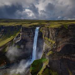Водопад Хауифосс.