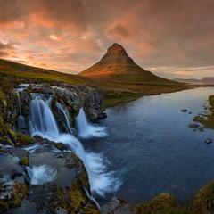 """""""Икона"""" Исландии."""
