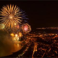 Сosta Brava fireworks festival