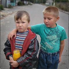 Матвей, Ярослав, банка меда...
