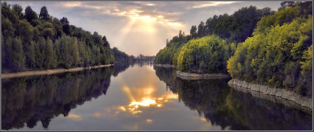 На берегах одной реки своим путем 011214 - youtube