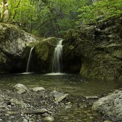 водопад «Любви»