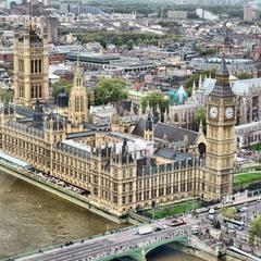 === London Eye ===