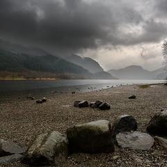 Лох Lubnaig, Шотландія