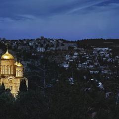 Православный храм в Израиле