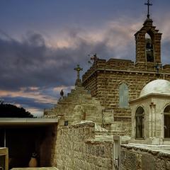 Храм в Израиле