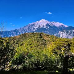 Горы далекие