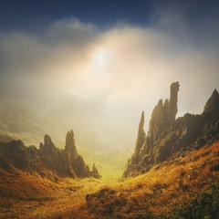 Carpathian Mordor