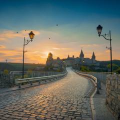Дорога в Сказочный город