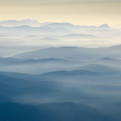 Долина голубых холмов