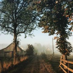 Неймовірний ранок у Ворохті