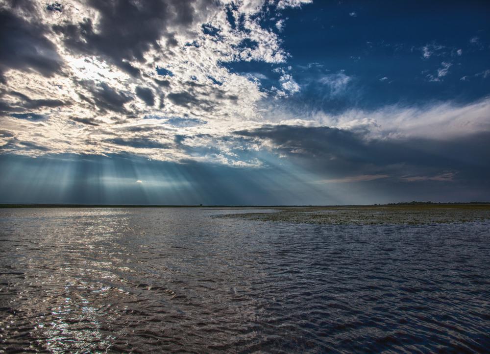 Картинка озеро белое