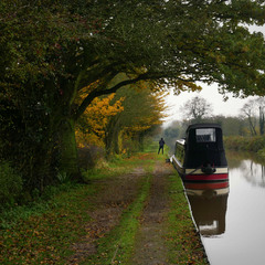 Trent and Mersey  Canal...