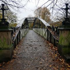 Старинный мост...