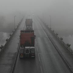 Уходящие в туман...