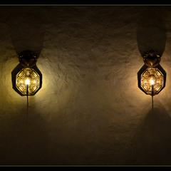 Про свет и тени, и старые стены...