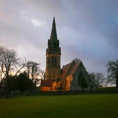 St. Mary churtch.