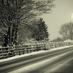 По зимней дороге....*