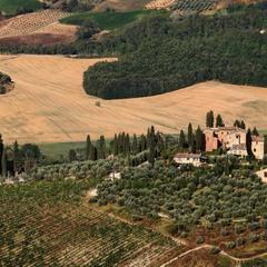 Тосканский мотив 1