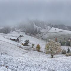 Первое дыхание зимы