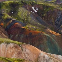 Цвета Исландии или Найди овечку