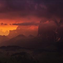 Пламя над плато