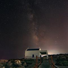 Церковь Agioi Anargiroi, Ayia Napa, Кипр