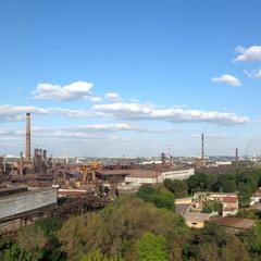 индустриальный город